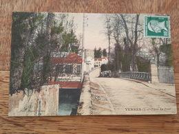 Yerres - Le Pont - Attelage - Bel état - Popo éditeur - Yerres