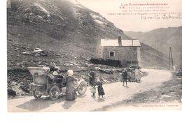 D 09    L'HOSPITALET   COL Du PUYMAURENS  '(FAMILLE LABOUCHE Dans Le Col) - France