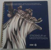 Limburgse Zilversmeedkunst - Orfèvrerie Limbourgeoise  - DSM 1989 - Géographie