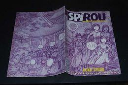 Spirou 3138 Double Couverture Yoko Tsuno - Spirou Magazine
