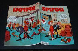 Spirou 3703 Double Couverture Spirou - Spirou Magazine