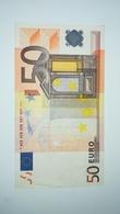 EURO - HOLLAND 50 EURO (P) H016 Sign DUISENBERG - EURO