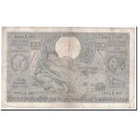 Billet, Belgique, 100 Francs-20 Belgas, 1939, 1939-07-26, KM:107, TB+ - [ 2] 1831-... : Regno Del Belgio
