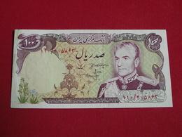 Iran - Middle East 100 Rials 1974 - 1979 Pick 102b Sign.16 - Ttb ! (CLVG94) - Iran