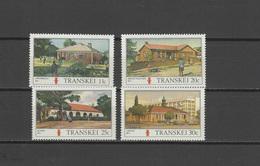 Transkei 1984 Michel 155-158 Post Offices Set Of 4 MNH - Transkei