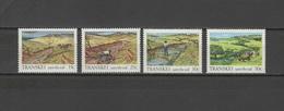 Transkei 1985 Michel 163-166 Save The Soil Set Of 4 MNH - Transkei