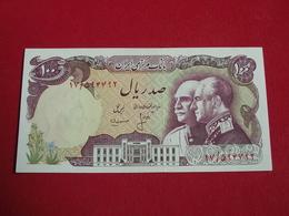 Iran - Middle East 100 Rials 1976 Pick 108 Sign.16 - Spl ! (CLVG96) - Iran
