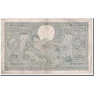 Billet, Belgique, 100 Francs-20 Belgas, 1941, 1941-09-27, KM:107, TB - [ 2] 1831-... : Belgian Kingdom