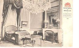 Bruxelles - CPA - Brussel - Palais Royal - Les Appartement Du Prince De Galles - Laeken