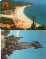 TARJETA TELEFONICA DE ALBANIA. 03.99 (046) - Albania