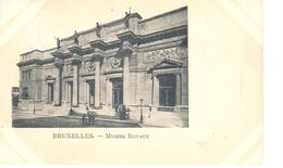 Bruxelles - CPA - Brussel - Musée Royaux - Musées