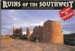 15 CP Ruins Of The South West, Nat. Parks - Mesa Verde, Montezuma, Hilltop, Chelly ... - Sierra Press - Mesa Verde