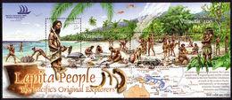 Vanuatu 2005 Pacific Explorers Stamp Exhibition Souvenir Sheet Unmounted Mint. - Vanuatu (1980-...)
