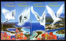 Vanuatu 2008 Eastern Reef Heron Unmounted Mint. - Vanuatu (1980-...)