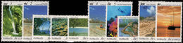 Vanuatu 1998 VAT Surcharges Set Unmounted Mint. - Vanuatu (1980-...)