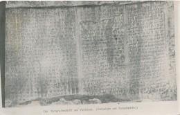 Q20.  Xerxes-Inschrift Am Vanfelsen - Armenia