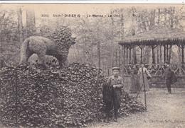 52. SAINT DIZIER. CPA. ANIMATION LA MARINA LE LION . ANNÉE 1917 - Saint Dizier