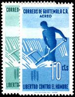 Guatemala 1963 Freedom From Hunger Unmounted Mint. - Guatemala