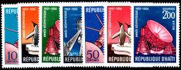 Haiti 1958 International Geophysical Year Unmounted Mint. - Haiti