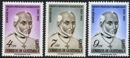Guatemala 1965 Bishop Marroquin Unmounted Mint. - Guatemala