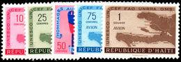 Haiti 1958 UN Set Unmounted Mint. - Haiti
