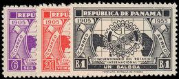 Panama 1955 Rotary Unmounted Mint. - Panama