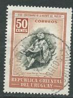 Uruguay - Yvert N°  614 Oblitéré   - Pa 11204 - Uruguay