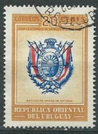 Uruguay - Yvert N°  613 Oblitéré   - Pa 11205 - Uruguay