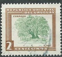 Uruguay - Yvert N°  625 Oblitéré   - Pa 11210 - Uruguay