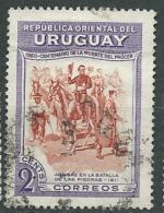 Uruguay - Yvert N°  606 Oblitéré   - Pa 11215 - Uruguay