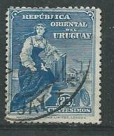 Uruguay - Yvert N°  192 Oblitéré  - Pa 11223 - Uruguay