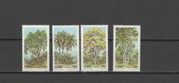 Ciskei 1984 Michel 52-55 Trees Set Of 4 MNH - Ciskei