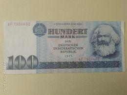 100 Mark 1975 - [ 6] 1949-1990: DDR - Duitse Dem. Rep.