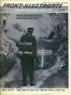 GERMANY FRONT - ILLUSTRIERTE # 8 APRIL 1942 FUR DEN DEUTSCHEN SOLDATEN 198 - Historische Dokumente