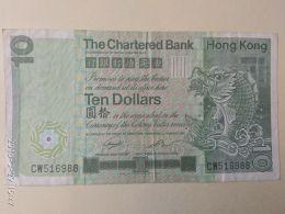 10 Dollars 1981 - Hong Kong