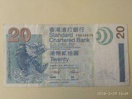 20 Dollars 2003 - Hongkong