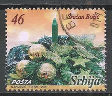 Serbie 2006. Scott #362 (U) Christmas * - Serbie