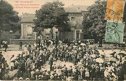 93:Bagnolet : Les Plaisirs Du Dimanche  Un Concert - Bagnolet