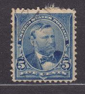 United States 1898 Mi. 128      5 C. President Ulysses S. Grant - Usati