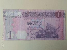1 Dinar 2013 - Libia