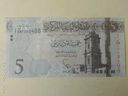 5 Dinar 2015 - Libia