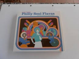 Philly Soul Flavas - The Soul Sound Of Philadelphia - CD - Soul - R&B