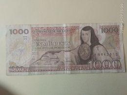 1000 Pesos 1984 - Messico
