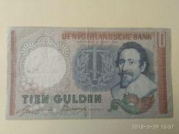 10 Gulden 1953 - [3] Ministerie Van Oorlog Issues