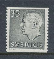 Sweden 1964 Facit # 426, Gustaf VI Adolf, Type III, See Description, MNH (**) - Nuovi