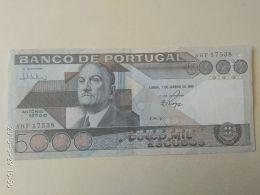 5000 ESCUDOS 1986 - Portogallo