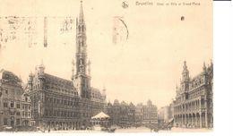 Bruxelles - CPA - Brussel - Grand'Place - Places, Squares