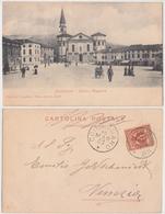 Cordignano - Piazza Maggiore - Italia