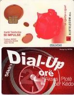 TARJETA TELEFONICA DE ALBANIA. 09.05 (070) - Albania