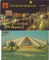 TARJETA TELEFONICA DE ALBANIA. 02.99 (071) - Albania